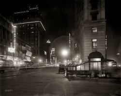On Broadway: 1911