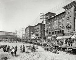 The Wild, Wild East: 1911