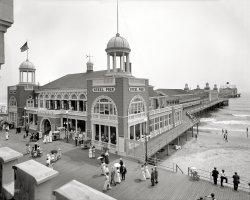 Pleasure Pavilion: 1910