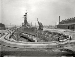 Dry Dock: 1910