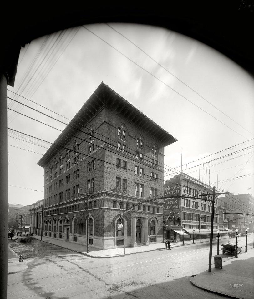 Central Y: 1917