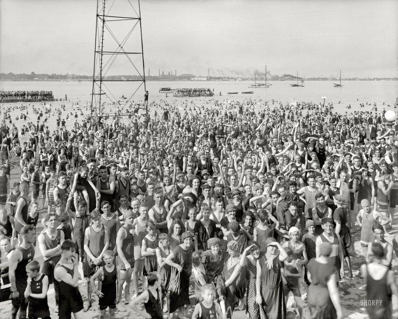 Swim Teem: 1917