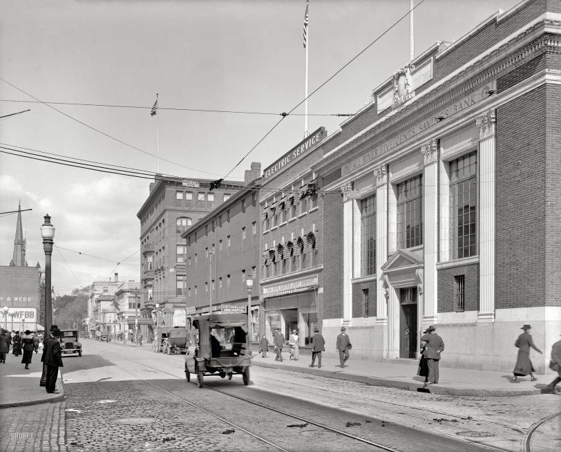 Shoe Hospital: 1920