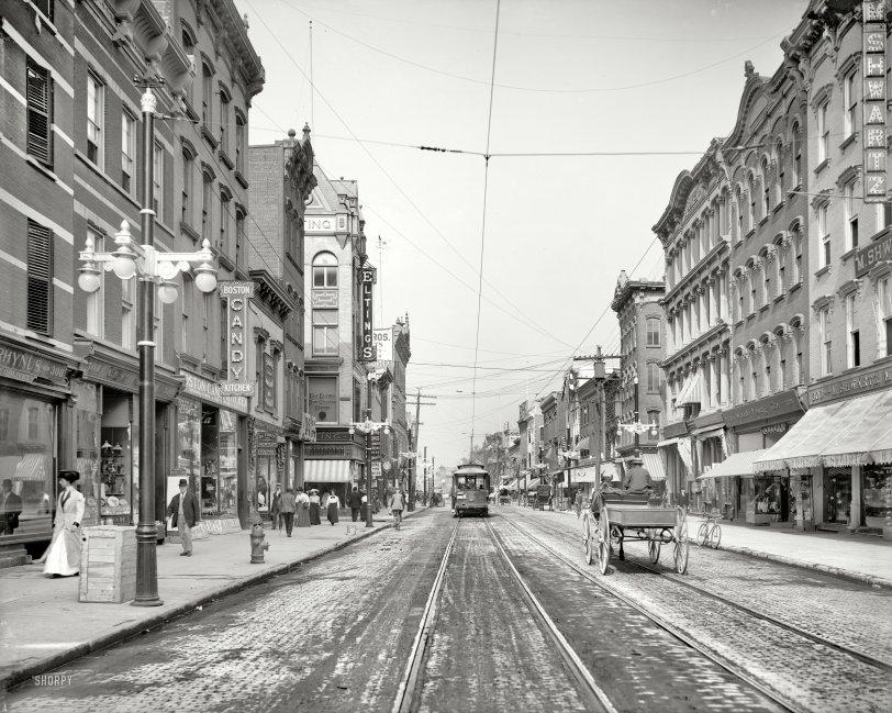 Looking Toward Liberty: 1912