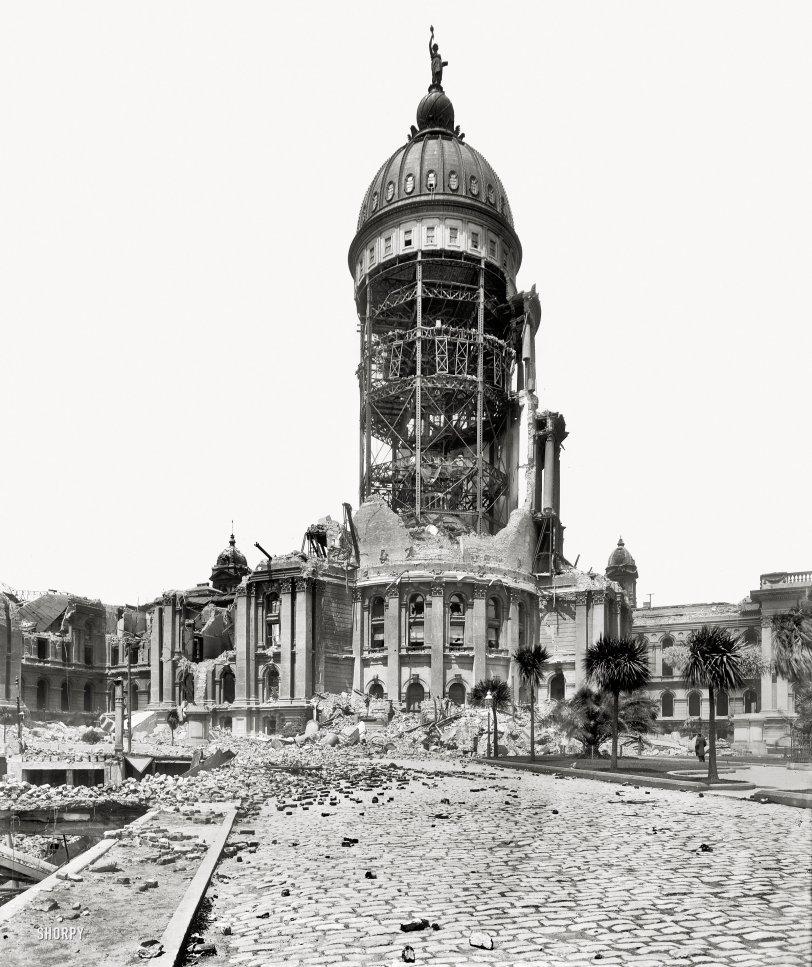 City Hall: 1906