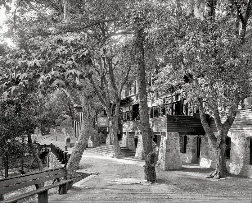 Ye Alpine Tavern: 1913