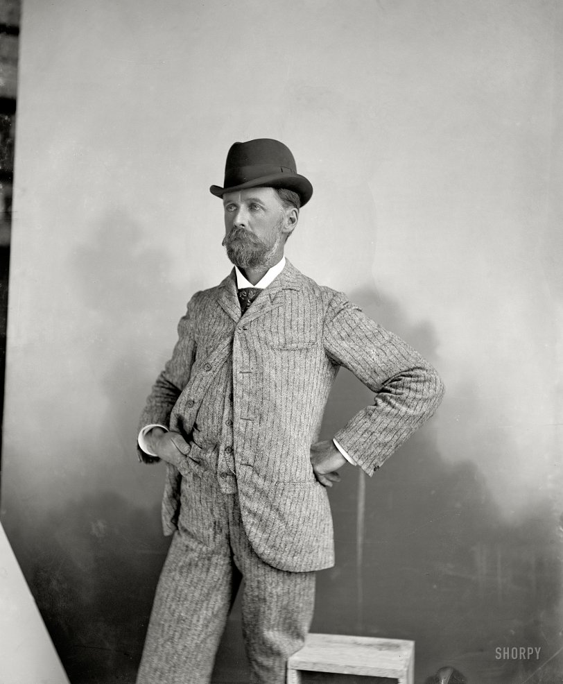 Fine and Dandy: 1892