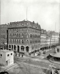 Crawford House: 1910