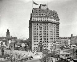 Detroit: 1916