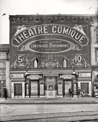 Theatre Comique: 1910