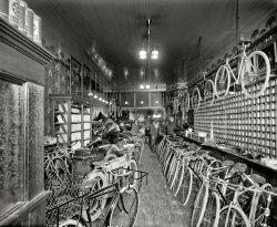 Bike Shop: 1912