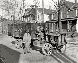 Genuine Gas Coke: 1912