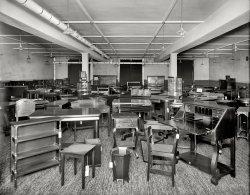 Pringle Furniture: 1912