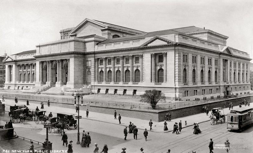 NYPL: 1908