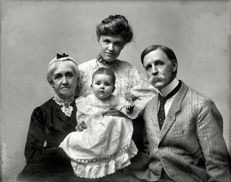 The Jackson Four: 1904