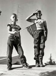 48-Star Salute: 1950s