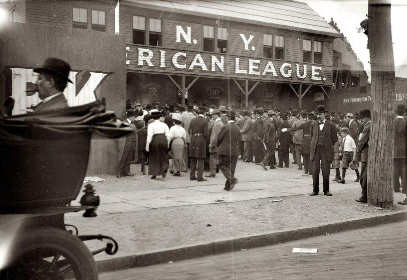 Hilltop Park: 1912