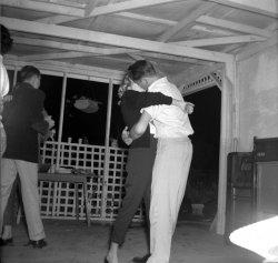 '50s patio party