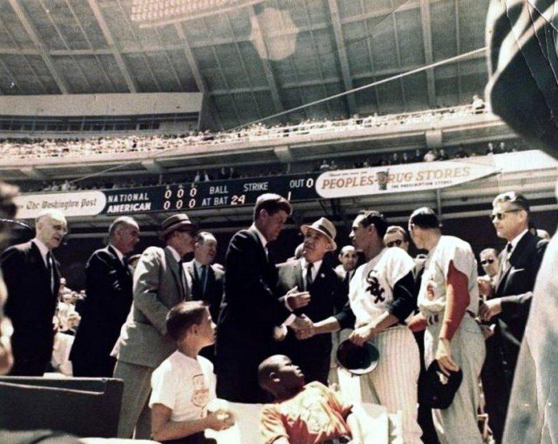 President Kennedy: 1962