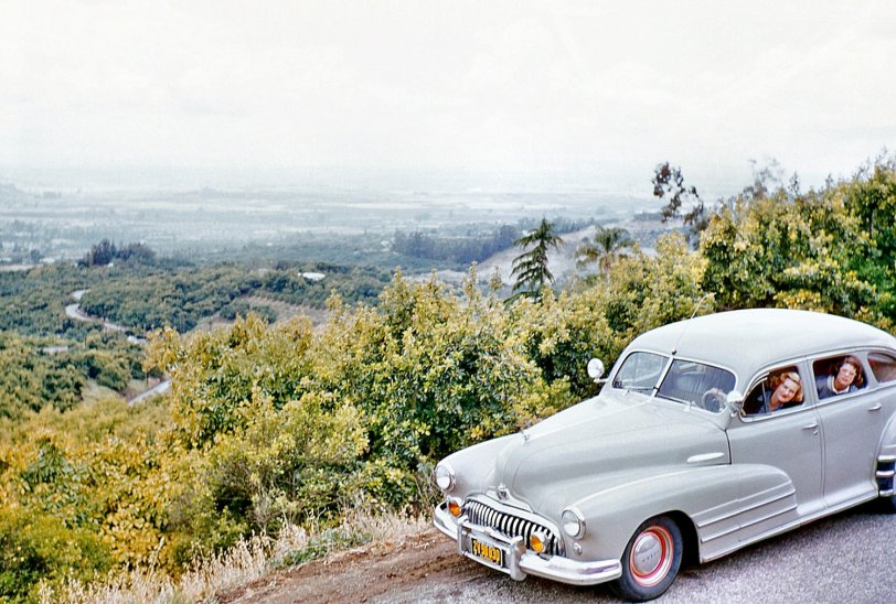 La Habra Heights 1955