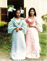 A Convent in the Philippines: 1900