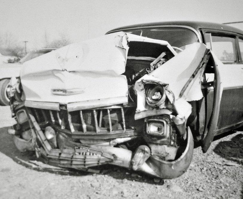 '56 Chevy Crash