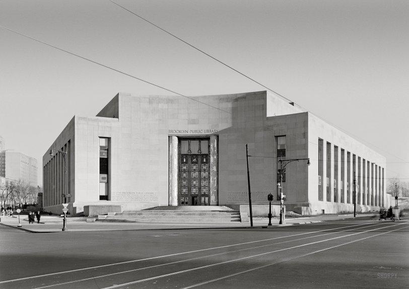 Brooklyn Public: 1941
