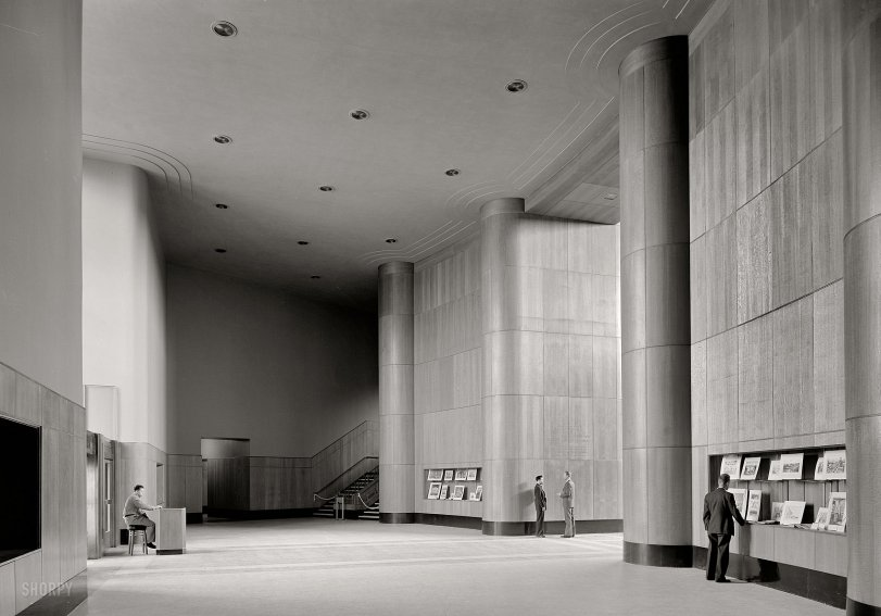 Brooklyn Public Library: 1941