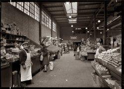 New York Public Market: 1948