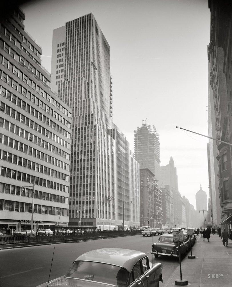 Park Avenue: 1957