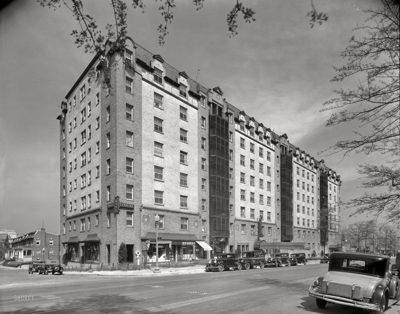 Cavalier Hotel: 1931
