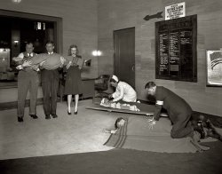 Office Party: 1942