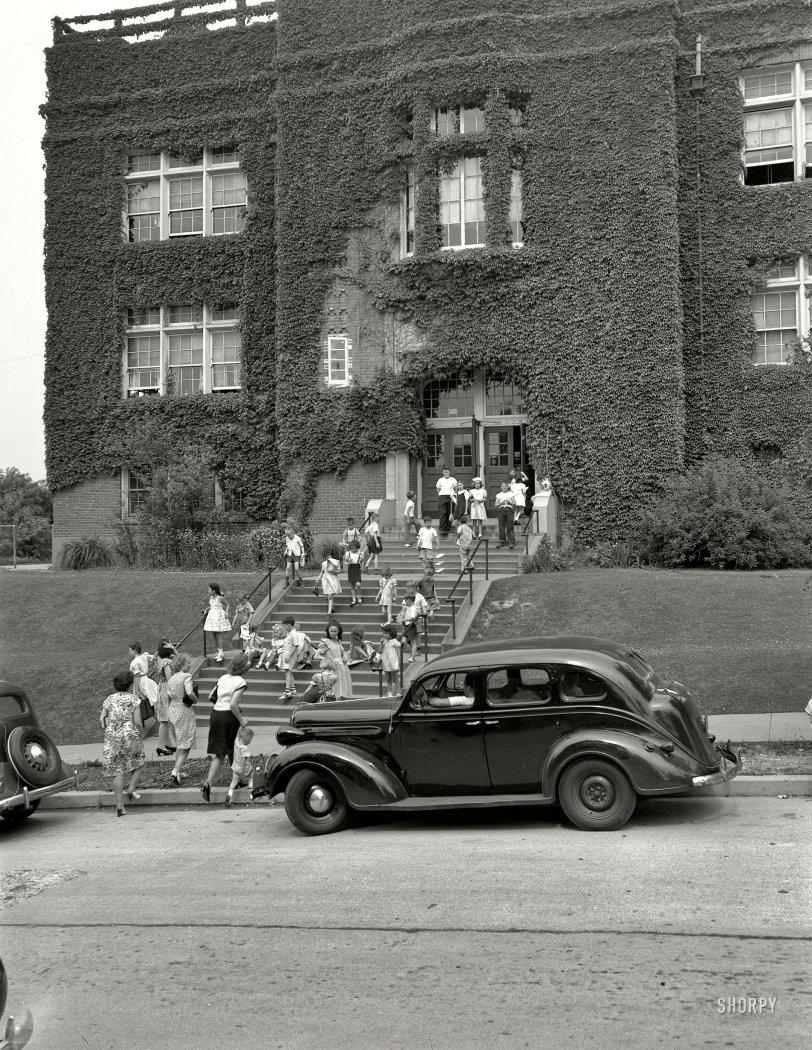 Randle Elementary: 1940
