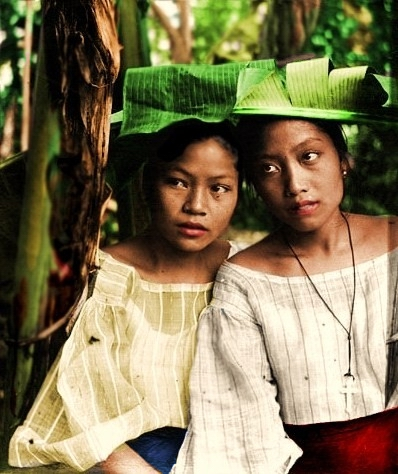 Filipino Women: c. 1900s