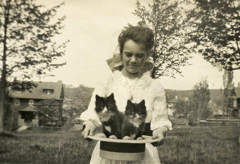 Ruth Dodge: 1913