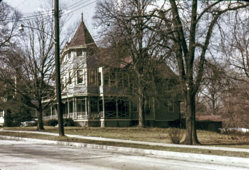 Grandmother's House: 1960