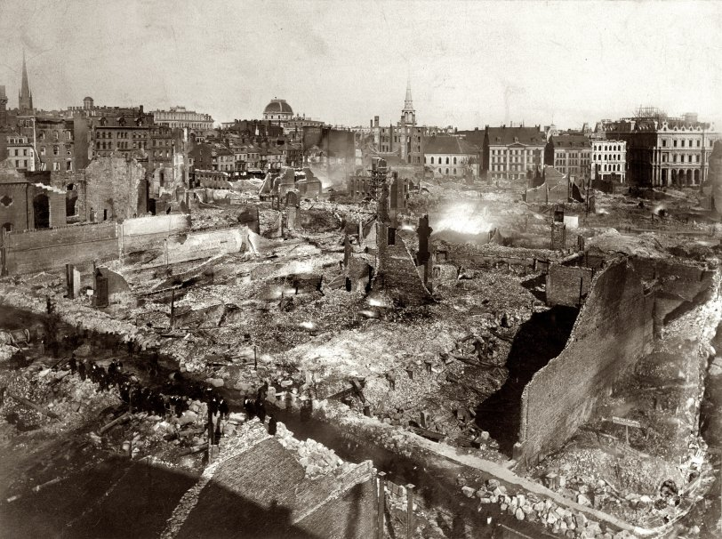 Great Boston Fire of 1872