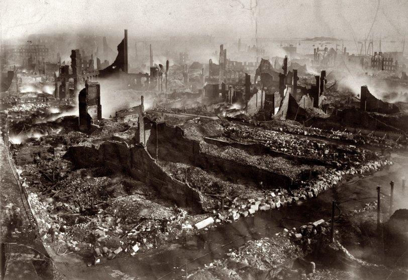 Great Boston Fire of 1872 (II)