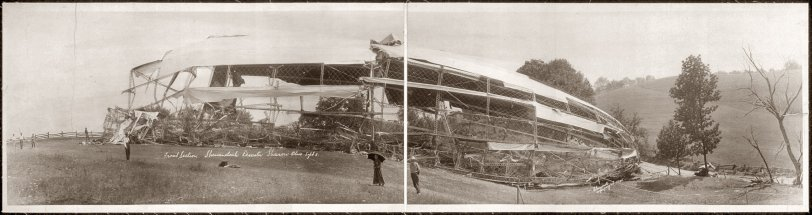 Shenandoah Disaster: 1925