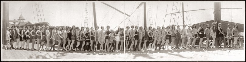 Bathing Beauty Pirates: 1924
