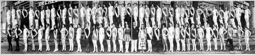 Inter-City Beauties: 1927