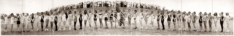 Bathing Beauties 1928