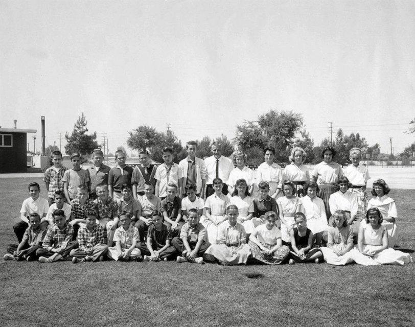Emerson Elementary: 1960