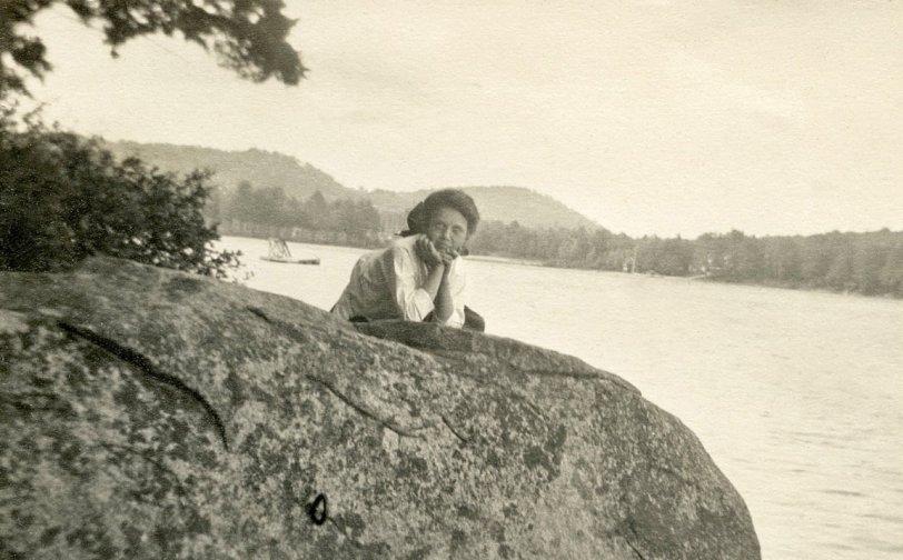 Ruth Dodge: 1914