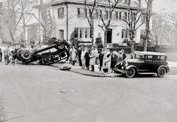 Parker Street Crash: 1929