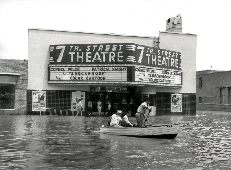 Fort Worth Flood: 1949