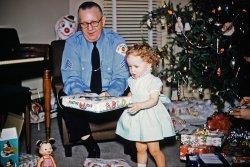 Christmas Morning, 1958