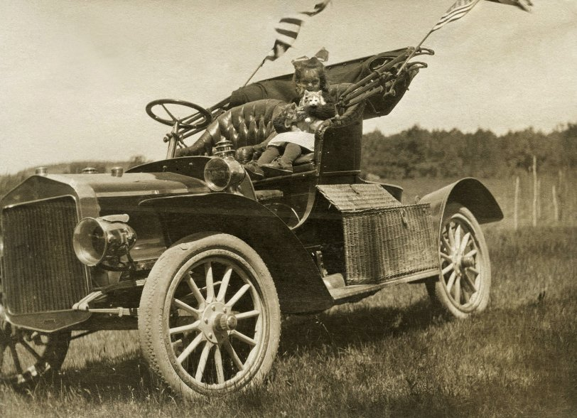 Kitty Car: 1914
