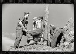 Boys to Men: 1935