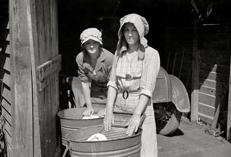 Washboard Abs: 1936